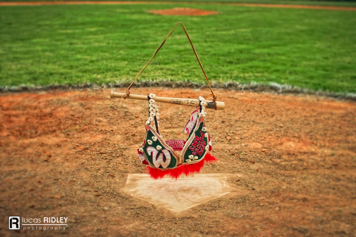 Save Second Base by Kellie Steen & Kim Simpson/Junkyard Gypsies