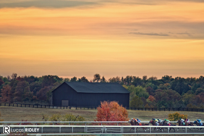 Keeneland Sunset Racing