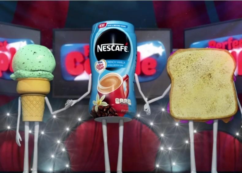 Nescafe + Coffeemate