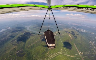 First Repeat of Record Hang Gliding Flight