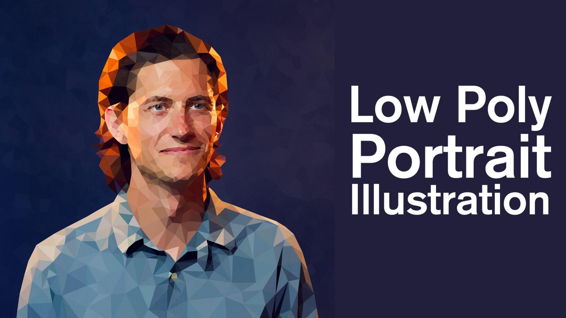 Low Poly Illustration