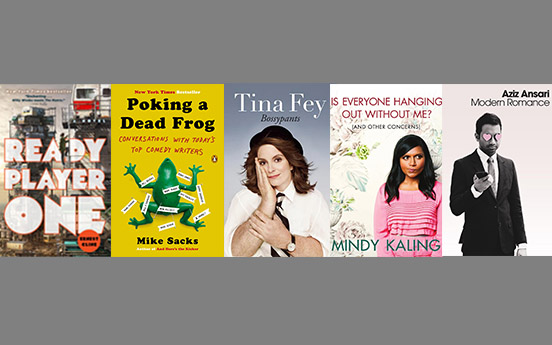 October 2015 Books – Comedy, Romance, Adventure