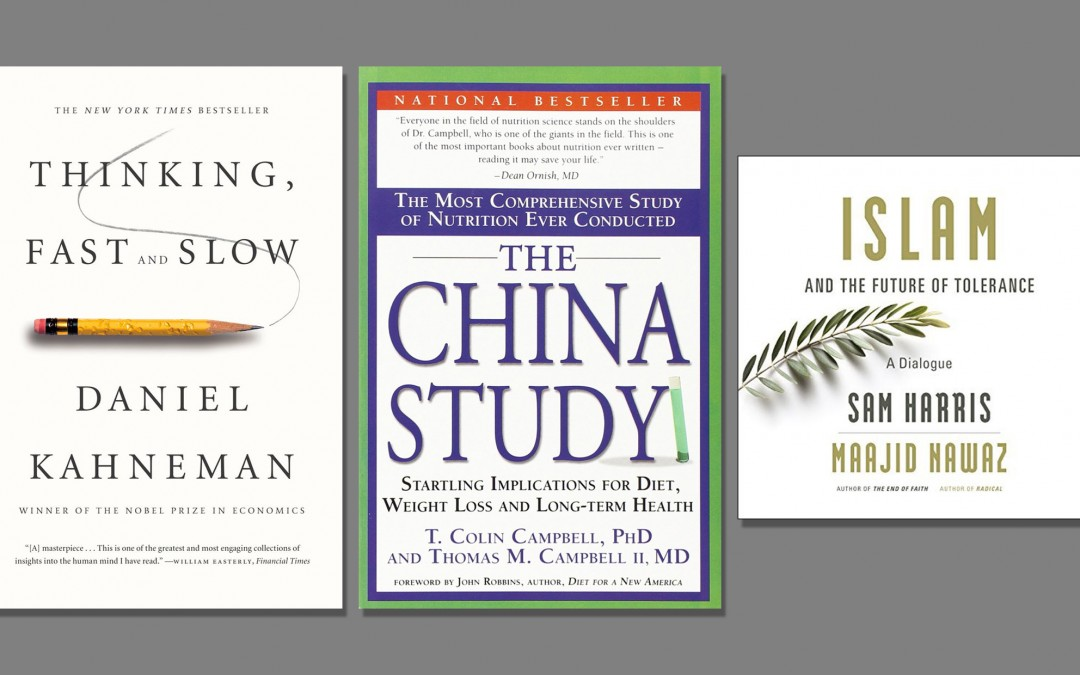 February 2016 Books – Cognition, Cancer, and Islam