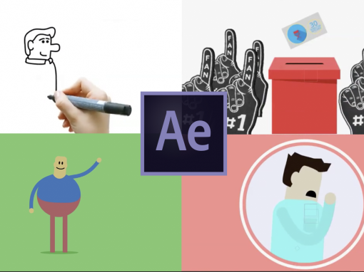 Animate an Explainer Video in Adobe After Effects