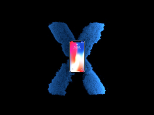 iPhone X Product Render Test