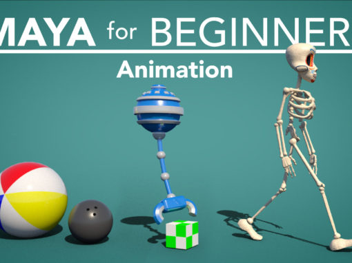 Maya for Beginners: Animation