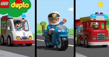 LEGO Duplo Songs